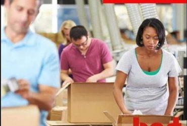 Warehouse de Envaces Plasticos – 3er TURNO- DISPONIBLE! (East Hialeah)