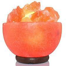 Crystal Allies Natural Himalayan Salt Fire Bowl with Salt Chunks, NEW – $20 (WEST PALM BEACH, FL)