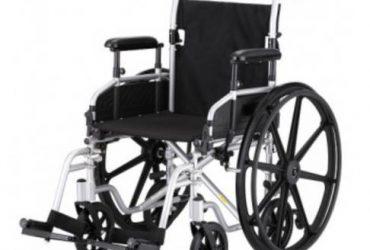 New Merits dual converter wheelchair – $250 (WPB)
