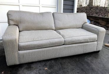 Free couch (Carrboro NC)