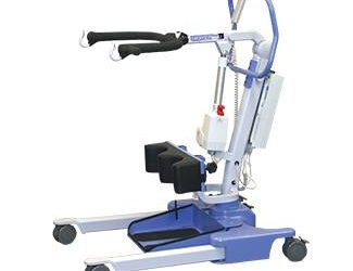 LIKE NEW! ELECTRIC STAND UP GET U UP HOYER PATIENT TRANSFER LIFT – $1100 (EAST DELRAY)