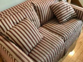Love Seat with Pull Out Bed (Upper West Side)
