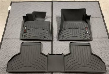 WeatherTech Interior Protection Kit – $200