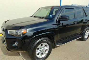 2015 Toyota 4Runner very strong w/clean title – $12800