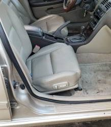 00-03 maxima tan leather seats, really nice condition – $350