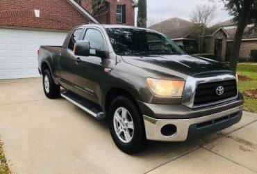 Toyota Tundra – $5200