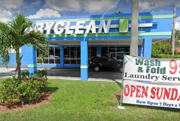 Front Counter and Presser Help Wanted at Drycleaner (Hialeah: Mon-Fri)
