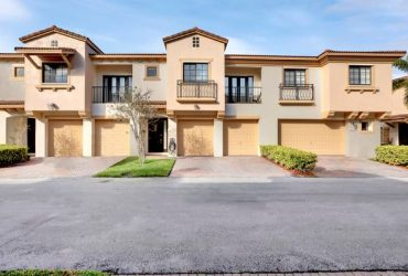 $2200 / 3br – 1935ft2 – Peaceful and spacious 3 bed / 2.5 bath townhome within the desirable c… 3 Beds (Coconut Creek)