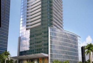 Valet Parking at Miami's Premier Residential Condos (Echo Brickell – Miami's Premier luxury condo complex)