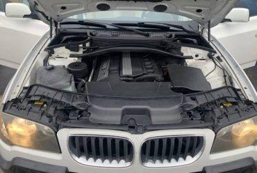 2005 BMW X3 – $4750 (miami)