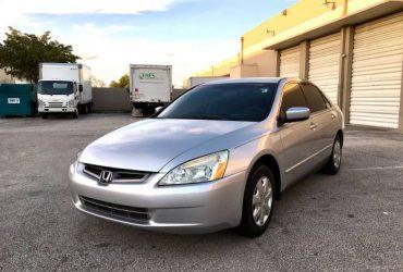 Honda Accord 2005 – $2800 (Doral)