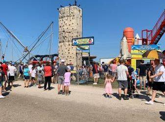 homestead seafood festival kids area help wanted (Homestead)