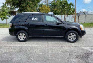 Chevrolet Equinox ls – $2600 (Hialeah)