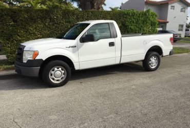 Ford F150 2013 – $6500 (Doral)