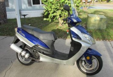 2012 GMW 150cc Scooter – $950 (Kissimmee)