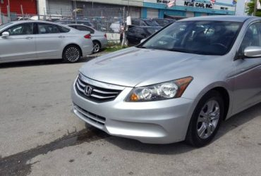 2012 HONDA ACCORD LIMITED EDITION, LEATHER, APPROVED!! – $6995 (Hollywood)