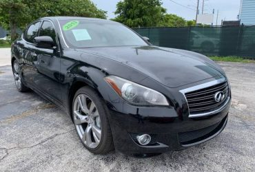 2013 INFINITI M37S BLACK, CALL ME!! 954-901-4751 – $14499 (0 DOWN PAYMENT AVAILABLE)(Miramar)
