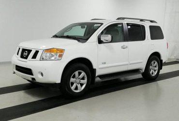 2009 Nissan ARMADA 4X4 SE – $6700(MIAMIA BEACH)