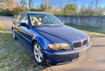 2004 BMW 330i – $1800 (East Orlando)