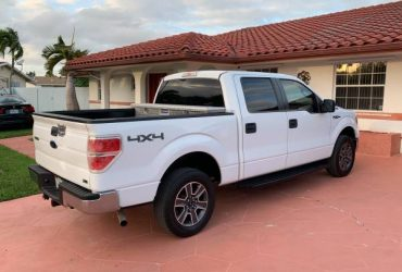 2011 Ford F-150 4×4 ✅ clean title – $8900(homestead)
