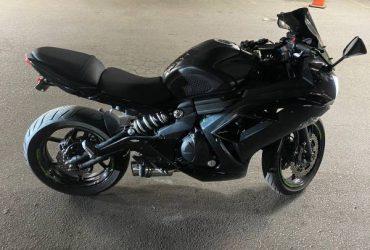 2014 Kawasaki ninja 650r abs – $4000 (Bx)