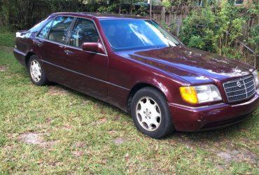 1992 Mercedes 300 SD Diesel & complete house hold liquidation – $2900 (DAVIE)