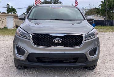 2017 Kia Sorento LX *V6* – $13900 (Fort Lauderdale)