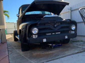 1955 FORD F100 – $20000 (HOMESTEAD)