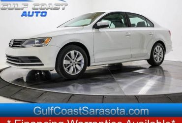2016 Volkswagen JETTA SEDAN – $11688 ($ EASY FINANCING $ / CALL NOW 150+ CARS!)(sweetwater)