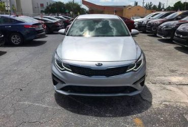 2019 KIA OPTIMA S ! 699 DOWN !EVERYONE APPROVED!CALL NOW!561-929-3518 – $699