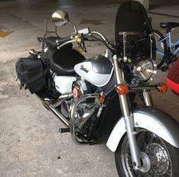 HONDA SHADOO VT750 AERO 2005 – $2500 (Doral)