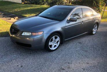 2005 Acura TL – $3200 (ORLANDO)