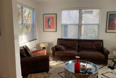 $1040 AVL NOW. Roommate wanted for CHARMING Art Deco 2 Br/ 2 Bath APT! (Miami Beach)