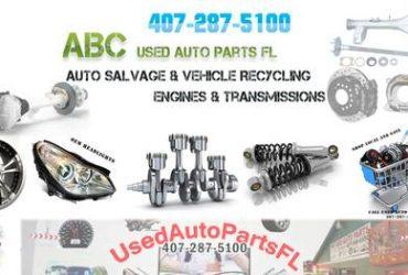 Full Time Auto Parts Receptionist (Orlando)