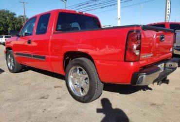 2007 CHEVROLET SILVERADO – *EASY CREDIT WITH EASIER TERMS* – $9900