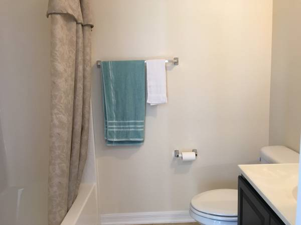 $700 / 600ft2 – Master bedroom for rent (Kissimmee)