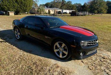 2011 Cheverolet Camaro SS – $21000 (Charleston)