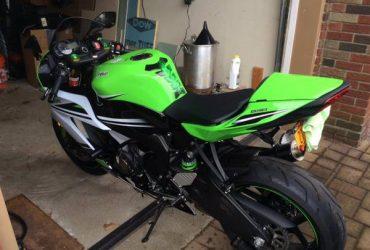 2015 Kawasaki Zx6r – $7000 (Staten Island)