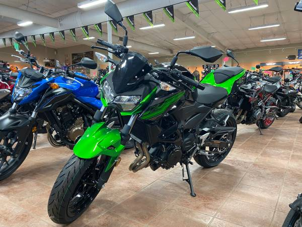 New 2019 Kawasaki Z400 ABS – $79