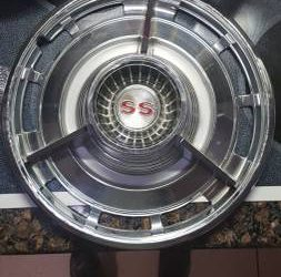 Chevy SS Hubcaps 64-66 – $150