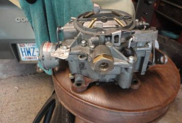 Rochester 4 Jet GM Carburetor – 7025112 – $75 (Cary, NC)