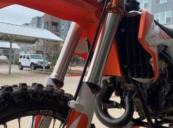 2019 KTM SX150 – $5800
