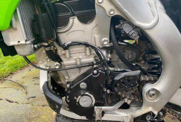2011 Kawasaki KX 250f (clean title/fuel injected) – $2700