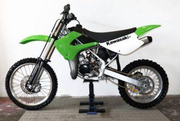 2016 Kawasaki KX100 – $2400 (MARFA)