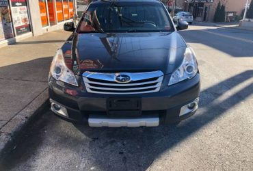 2012 Subaru Outback limited – $10800