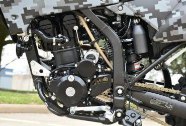 2018 Kawasaki KLX 250 Camo Edition – Only 345 Miles! – $4150