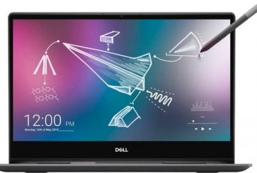 "Dell – Inspiron 2-in-1 13.3"" 4K Ultra HD Touch-Screen Laptop – Intel C – $40 (Doral)"