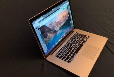 "MacBook Pro 2015 – 15"" – $900 (Plantation)"