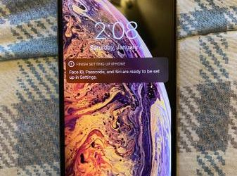 iPhone Xs Max unlocked – $620 (Doral)