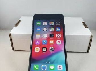 Apple iPhone 7 Plus 128GB Unlocked Smartphone – $265